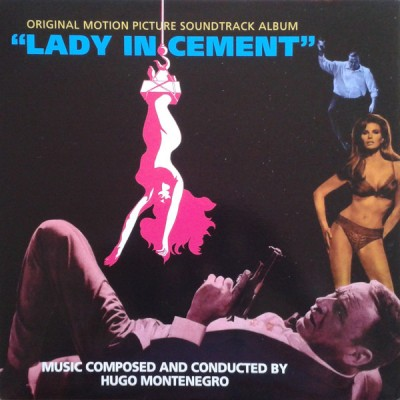 Hugo Montenegro - Lady In Cement (Original Motion Picture Soundtrack Album)
