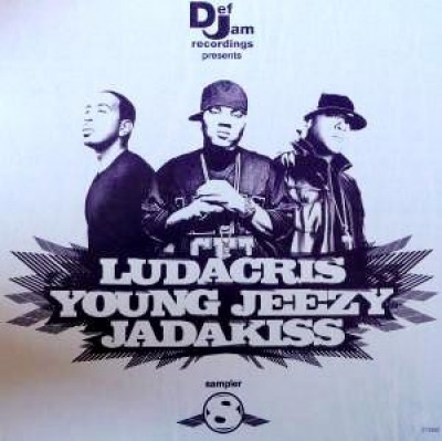 Various - Def Jam Recordings Presents - Ludacris - Young Jeezy & Jadakiss