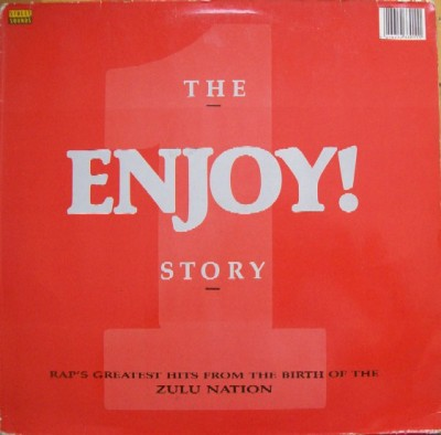 Various - The Enjoy! Story (Record 1)
