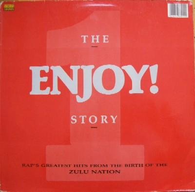 Various - The Enjoy! Story (RECORD 2)