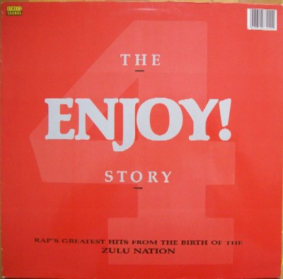 Various - The Enjoy! Story (Record 4)