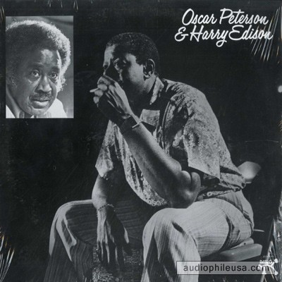 Oscar Peterson - Oscar Peterson & Harry Edison