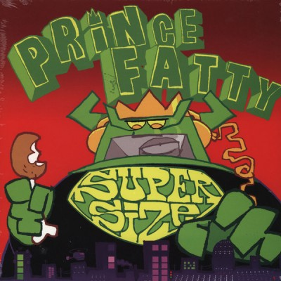 Prince Fatty - Super Size