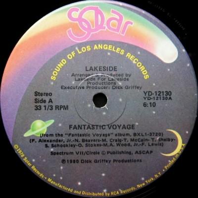 Lakeside - Fantastic Voyage