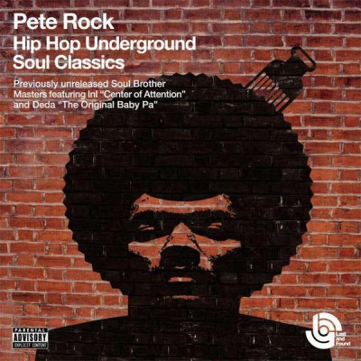 Pete Rock - Lost And Found (Hip Hop Underground Soul Classics)