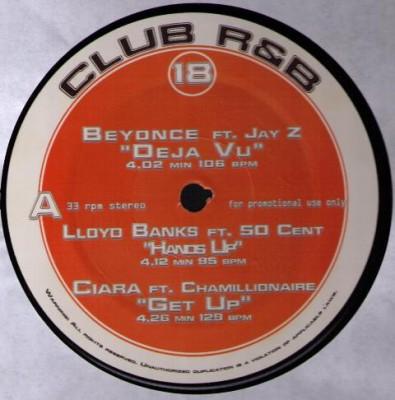 Various - Club R&B 18
