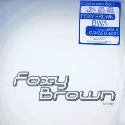 Foxy Brown - BWA