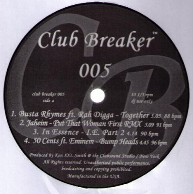 Various - Club Breaker 005