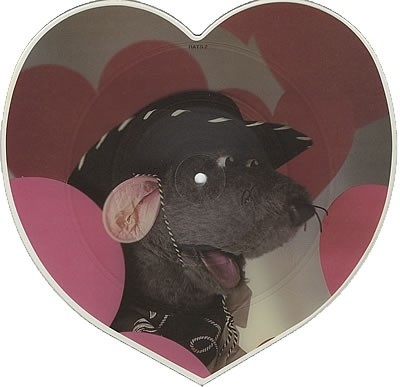 Roland Rat Superstar - Love Me Tender