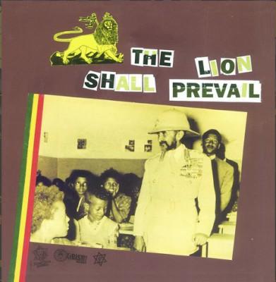 Dread Lion - The Lion Shall Prevail