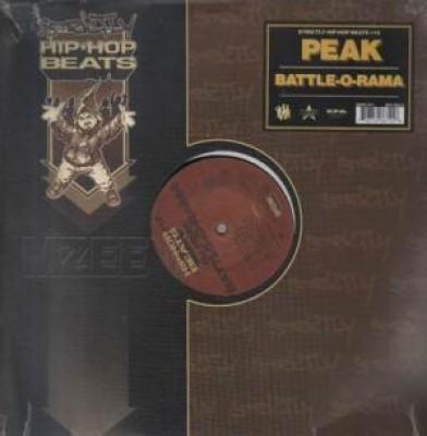 DJ Peak - Battle-O-Rama