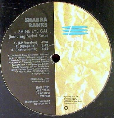Shabba Ranks - Shine Eye Gal