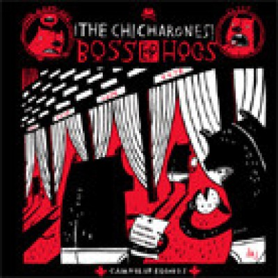 The Chicharones - Boss Hogs EP