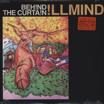 Illmind - Beh!nd The Curta!n