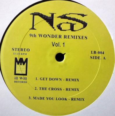 Nas & 9th Wonder - 9th Wonder Remixes Vol. 1