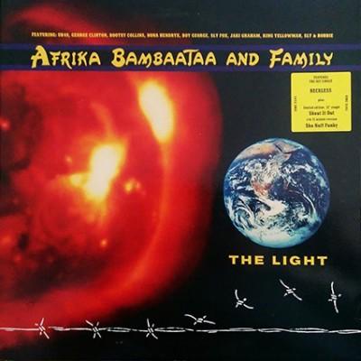 Afrika Bambaataa & Family - The Light
