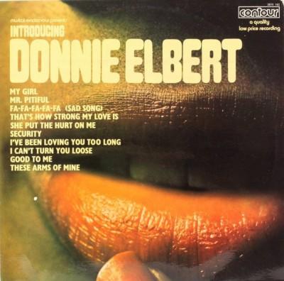 Donnie Elbert - Introducing Donnie Elbert