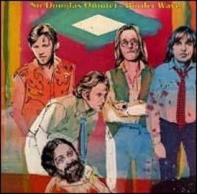 Sir Douglas Quintet - Border Wave