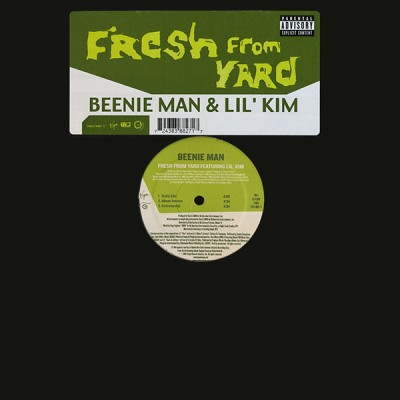 Beenie Man - Fresh From Yard