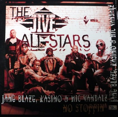 The Jive All-Stars - No Stoppin'
