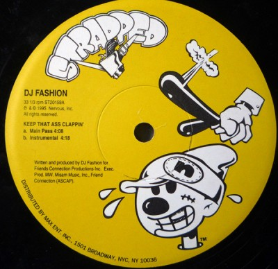 DJ Fashion - Keep That Ass Clappin'