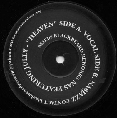 Nas Featuring Jully - Heaven (Blackbeard Reworks)
