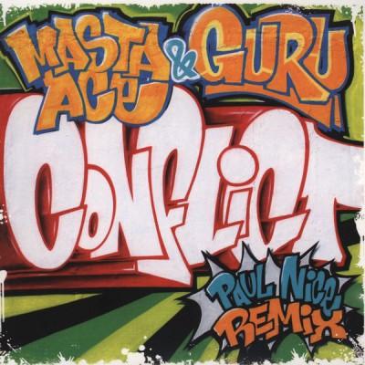 Paul Nice featuring Masta Ace & Guru - Conflict