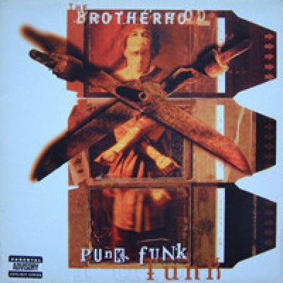 The Brotherhood - Punk Funk / Mad Headz