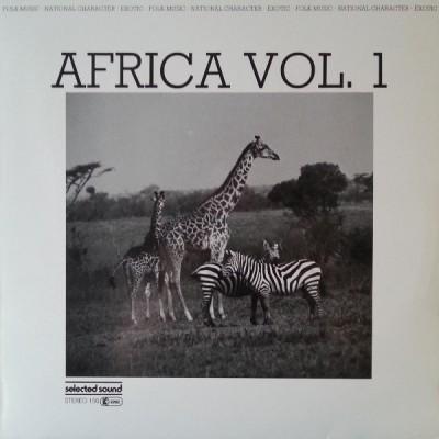 Various - Africa Vol. 1