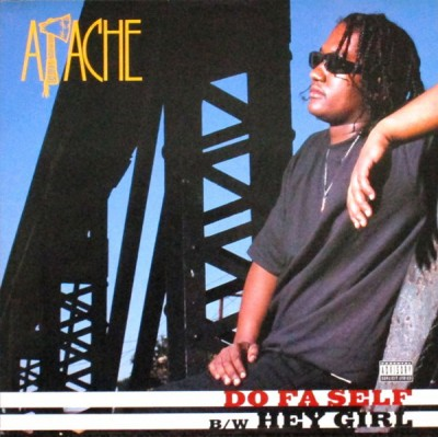 Apache - Do Fa Self / Hey Girl
