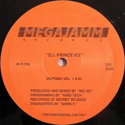 DJ Prince Ice - Dopemix Vol. 1