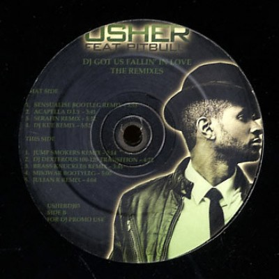 Usher Feat. Pitbull - DJ Got Us Fallin' In Love (The Remixes)