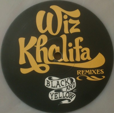 Wiz Khalifa - Black & Yellow