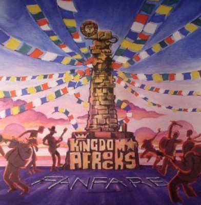 Kingdom Afrocks - Fanfare