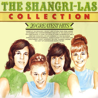 Shangri-Las, The - The Shangri-Las Collection (20 Greatest Hits)