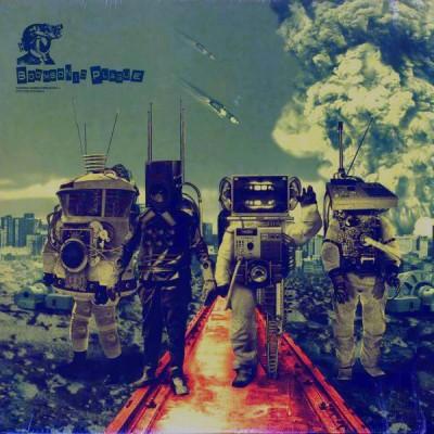 Otto Von Schirach - Boombonic Plague EP