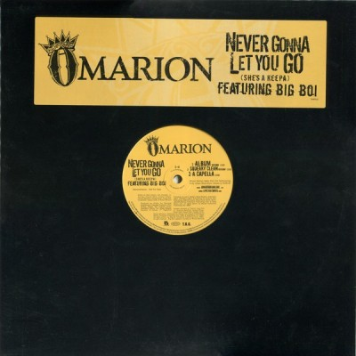 Omarion - Never Gonna Let You Go (She's A Keepa)