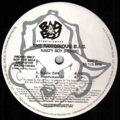 Notorious B.I.G. - Nasty Boy (Remix)