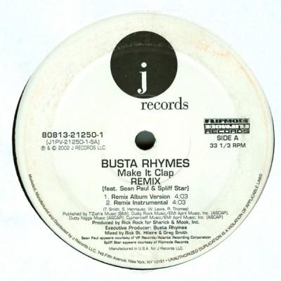 Busta Rhymes - Make It Clap (Remix)