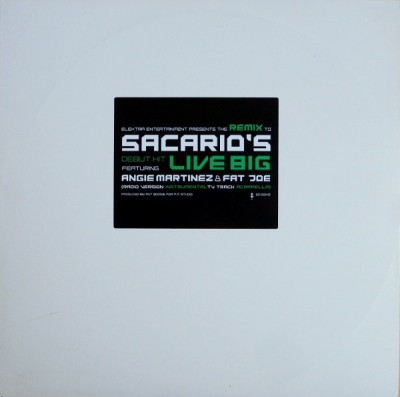 Sacario - Live Big (Remix)