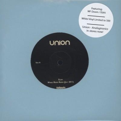 Union - Wings (Redef Remix) / Coco Mango (Remixes)