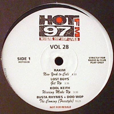 Various - Vol. 28 (Hot 97FM)