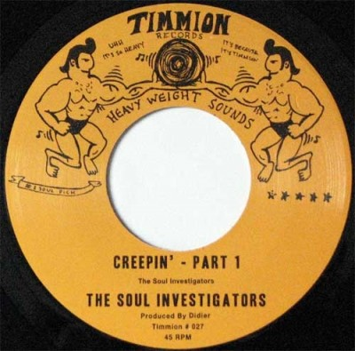 Soul Investigators, The - Creepin'
