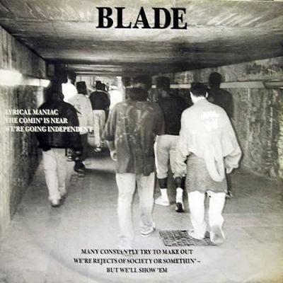 Blade - Lyrical Maniac