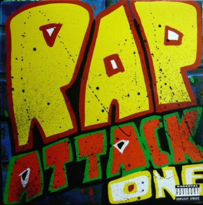 Various - Rap Attack One
