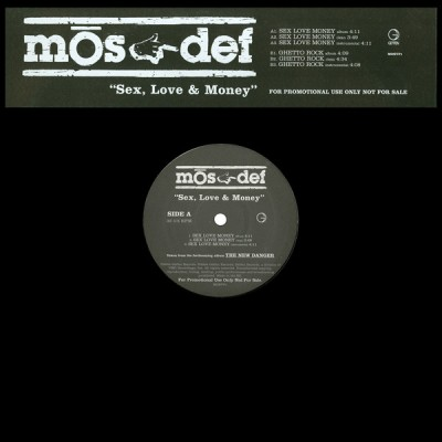Mos Def - Sex, Love & Money