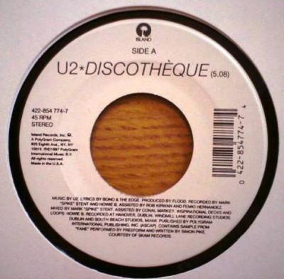 U2 - Discothèque