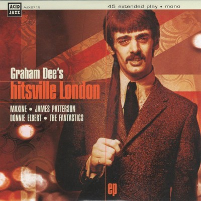 Various - Graham Dee's Hitsville London