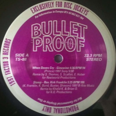Various - Bullet Proof Vol. 8
