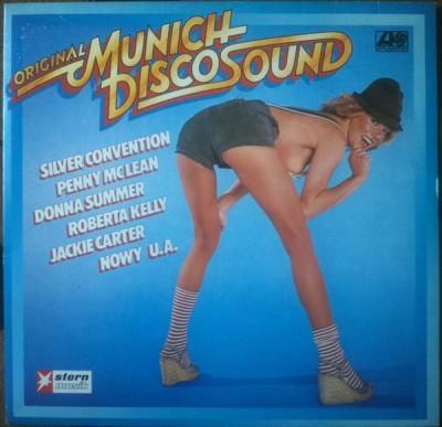 Various - Original Munich Disco Sound